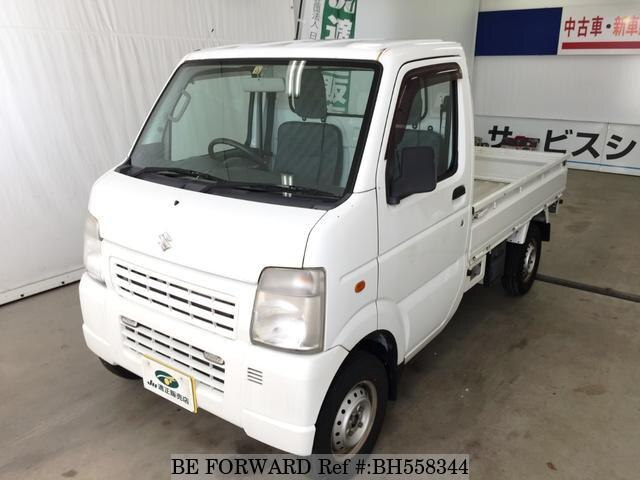Used 2013 SUZUKI CARRY TRUCK BH558344 for Sale