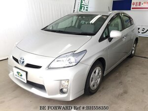 Used 2010 TOYOTA PRIUS BH558350 for Sale
