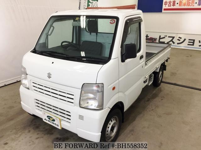 Used 2011 SUZUKI CARRY TRUCK BH558352 for Sale