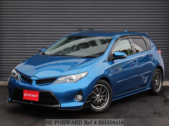 Used 2014 TOYOTA AURIS BH558416 for Sale