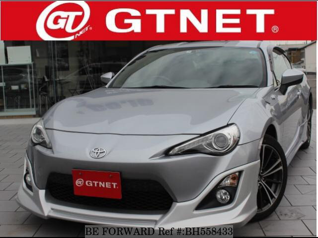 Used 2015 TOYOTA 86 BH558433 for Sale