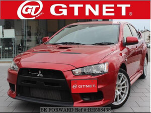 Used 2012 MITSUBISHI LANCER EVOLUTION BH558438 for Sale