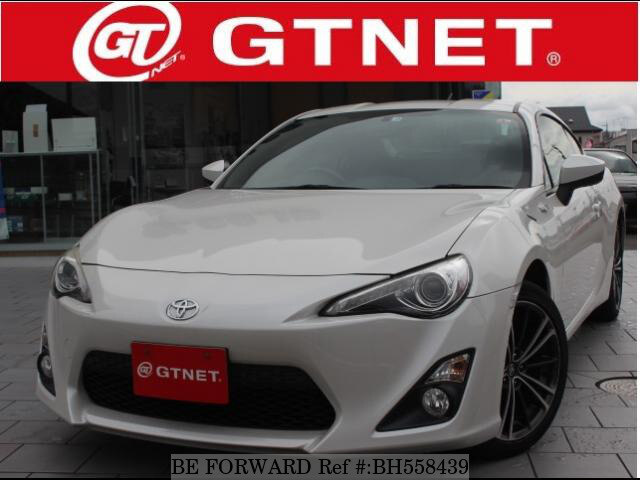 Used 2013 TOYOTA 86 BH558439 for Sale