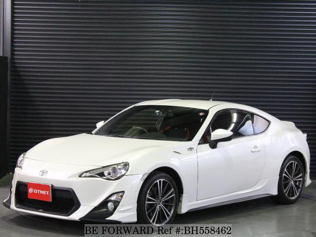 Used 2012 TOYOTA 86 BH558462 for Sale