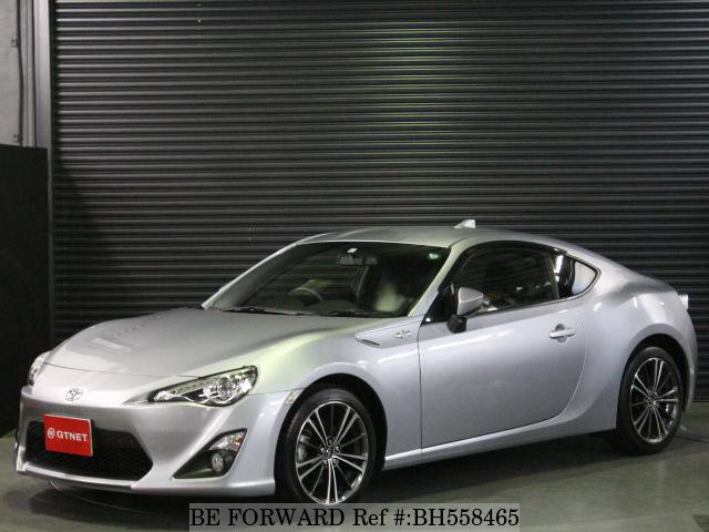 Used 2015 TOYOTA 86 BH558465 for Sale