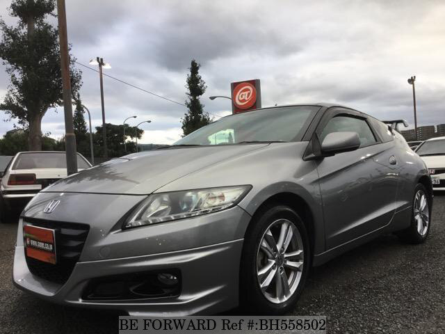 Used 2010 HONDA CR-Z BH558502 for Sale