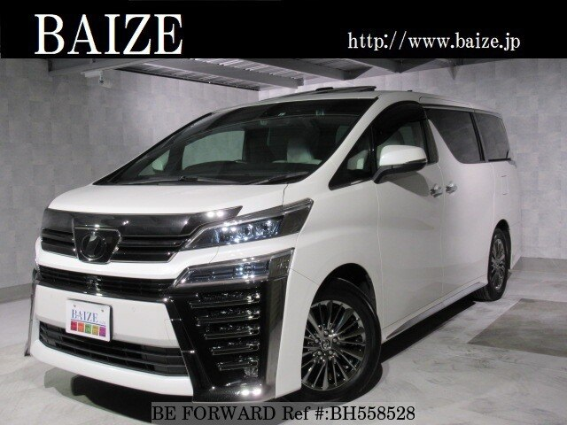 Used 2019 TOYOTA VELLFIRE BH558528 for Sale