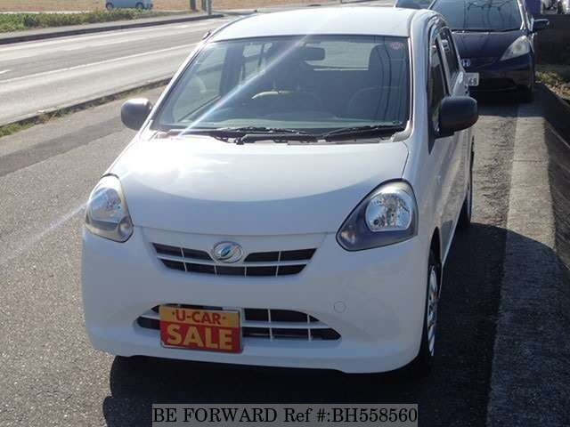 Used 2012 DAIHATSU MIRA ES BH558560 for Sale
