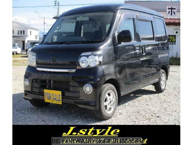Used 2009 DAIHATSU HIJET CARGO BH558563 for Sale