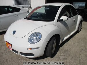 Used 2007 VOLKSWAGEN NEW BEETLE BH558580 for Sale