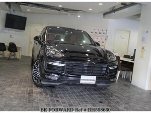 Used 2015 PORSCHE CAYENNE BH558660 for Sale