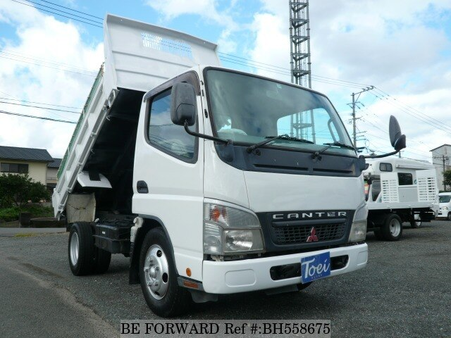 Used 2006 MITSUBISHI FUSO CANTER BH558675 for Sale