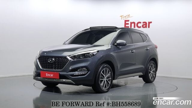 Used 2017 HYUNDAI TUCSON BH558689 for Sale