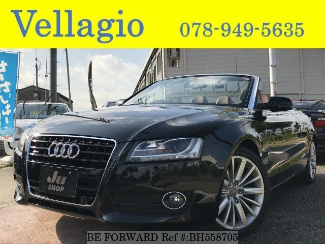 Used 2010 AUDI A5 BH558705 for Sale
