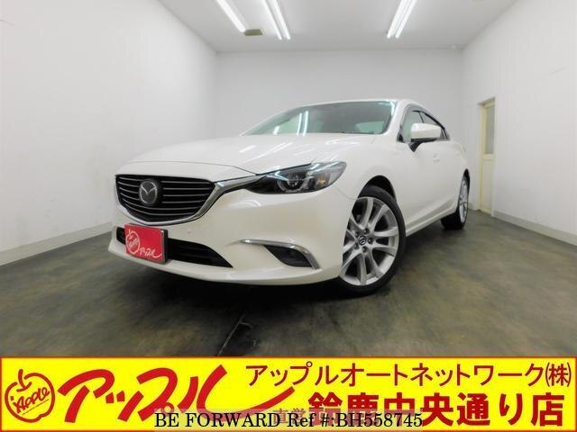 Used 2016 MAZDA ATENZA BH558745 for Sale