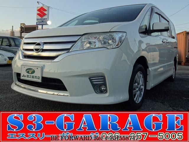 Used 2011 NISSAN SERENA BH558747 for Sale