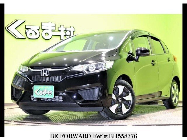 Used 2017 HONDA FIT BH558776 for Sale