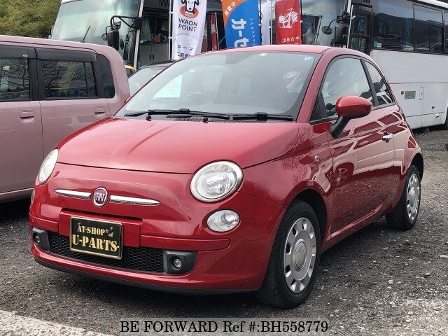 Used 2009 FIAT 500 BH558779 for Sale