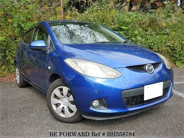 Used 2007 MAZDA DEMIO BH558784 for Sale