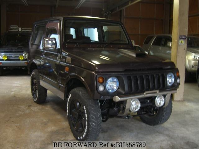 Used 1996 SUZUKI JIMNY BH558789 for Sale
