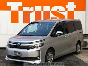 Used 2014 TOYOTA VOXY BH558798 for Sale