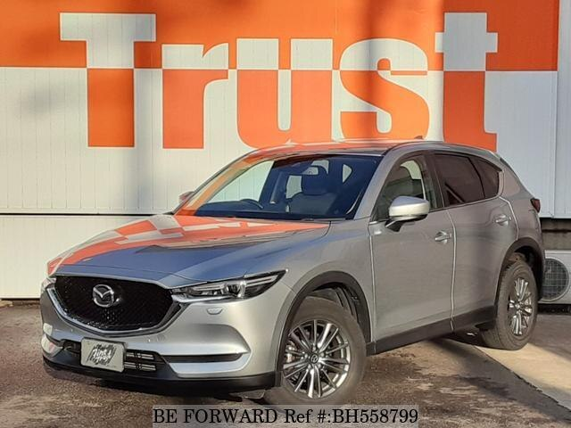 Used 2018 MAZDA CX-5 BH558799 for Sale
