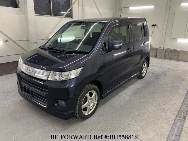Used 2009 SUZUKI WAGON R BH558812 for Sale