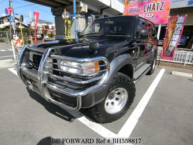 Used 1997 TOYOTA LAND CRUISER BH558817 for Sale