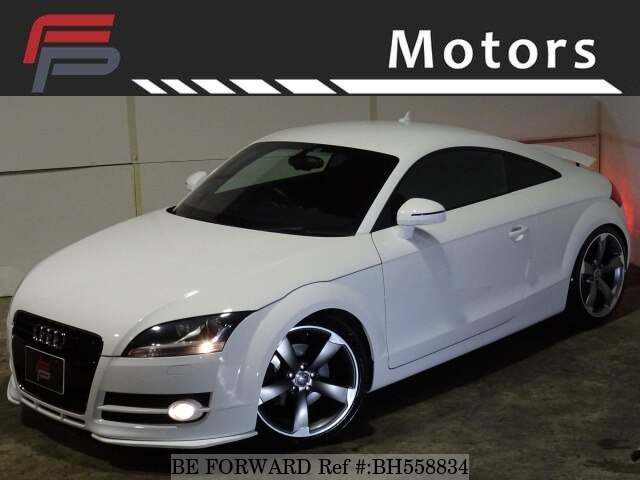 Used 2008 AUDI TT BH558834 for Sale