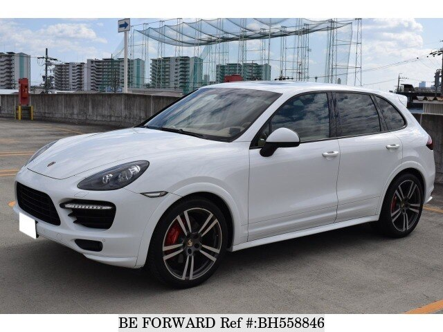 Used 2012 PORSCHE CAYENNE BH558846 for Sale