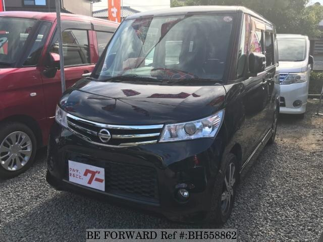 Used 2012 NISSAN ROOX BH558862 for Sale
