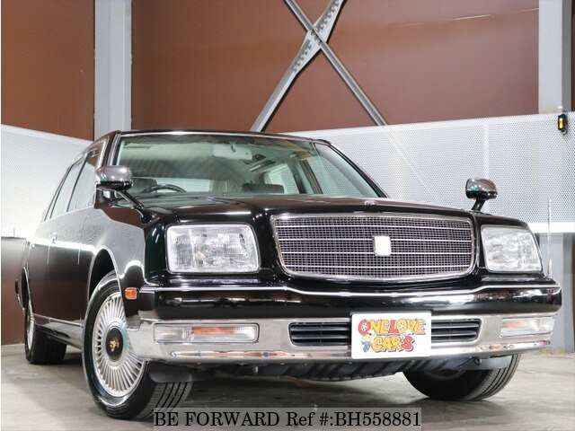 Used 2004 TOYOTA CENTURY BH558881 for Sale