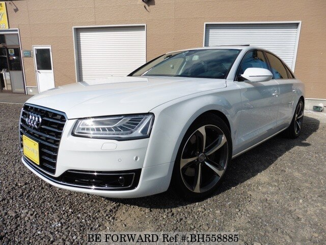 Used 2015 AUDI A8 BH558885 for Sale