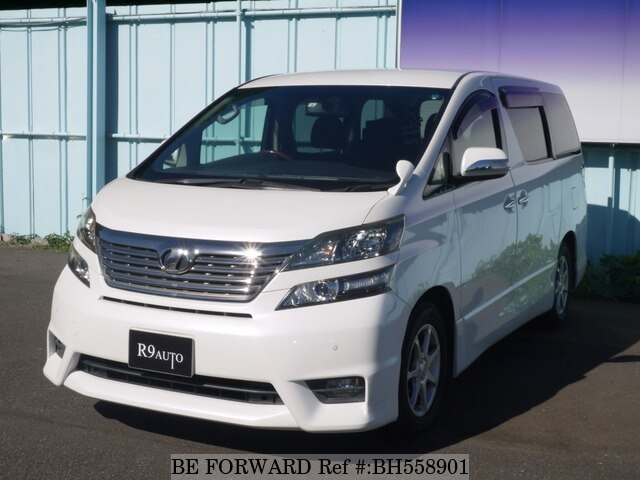 Used 2008 TOYOTA VELLFIRE BH558901 for Sale
