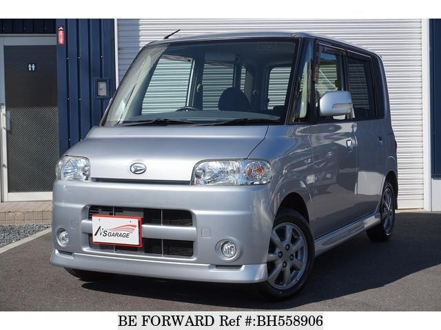 Used 2007 DAIHATSU TANTO BH558906 for Sale