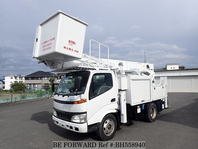 Used 2006 TOYOTA DYNA TRUCK BH558940 for Sale