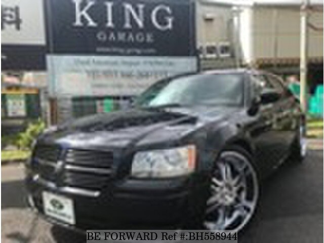 Used 2008 DODGE MAGNUM BH558944 for Sale