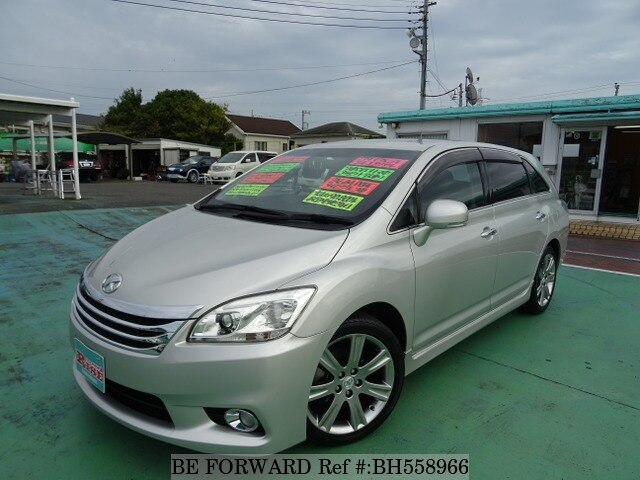 Used 2009 TOYOTA MARK X ZIO BH558966 for Sale