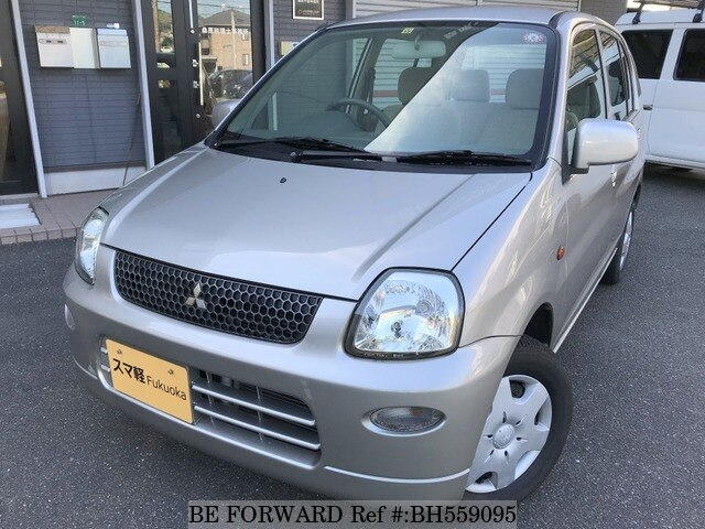 Used 2005 MITSUBISHI MINICA BH559095 for Sale