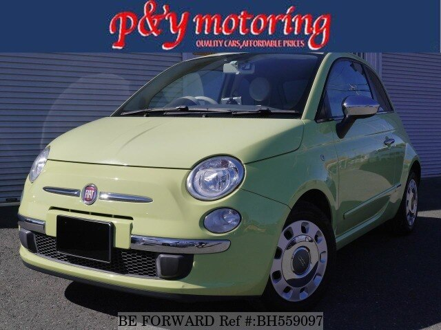 Used 2012 FIAT 500 BH559097 for Sale