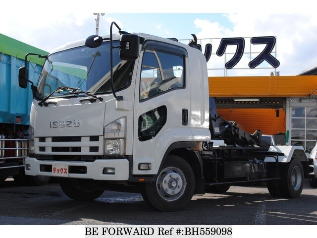Used 2007 ISUZU FORWARD BH559098 for Sale