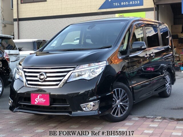 Used 2015 NISSAN SERENA BH559117 for Sale