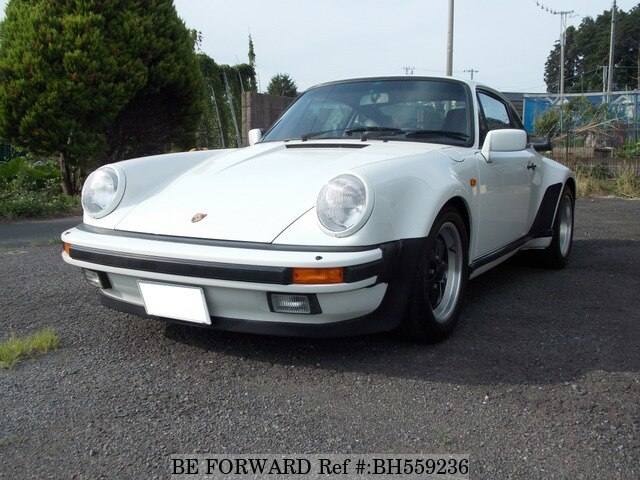 Used 1986 PORSCHE 911 BH559236 for Sale