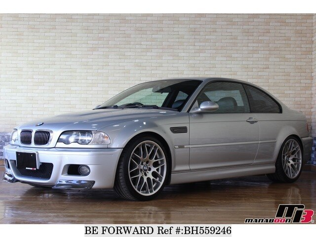 Used 2003 Bmw M3 Smgii Gh Bl32 For Sale Bh559246 Be Forward