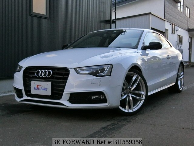 Used 2014 Audi A5 2 0 Tfsi Quattro S Line Compe Dba 8tcdnf For Sale Bh559358 Be Forward