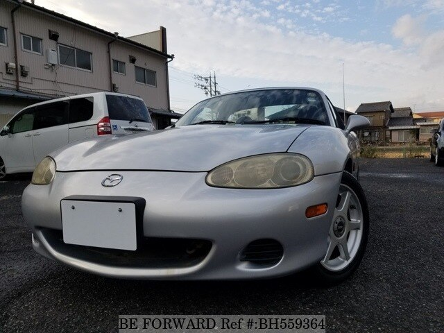 Used 2002 MAZDA ROADSTER BH559364 for Sale