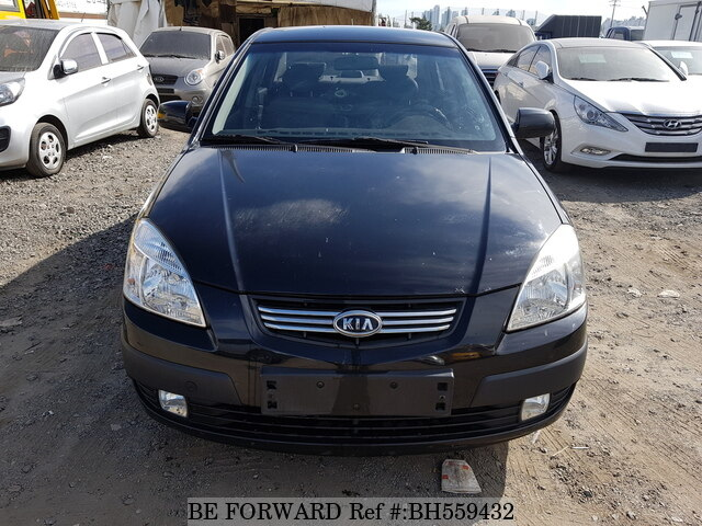 Used 2008 KIA PRIDE (RIO) BH559432 for Sale