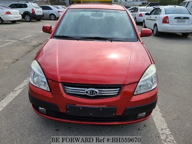 Used 2007 KIA PRIDE (RIO) BH559670 for Sale