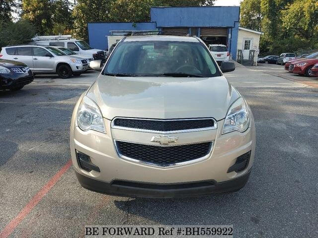 Used 2012 CHEVROLET EQUINOX BH559922 for Sale