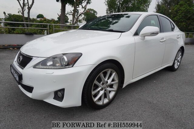 Used 2010 LEXUS IS BH559944 for Sale